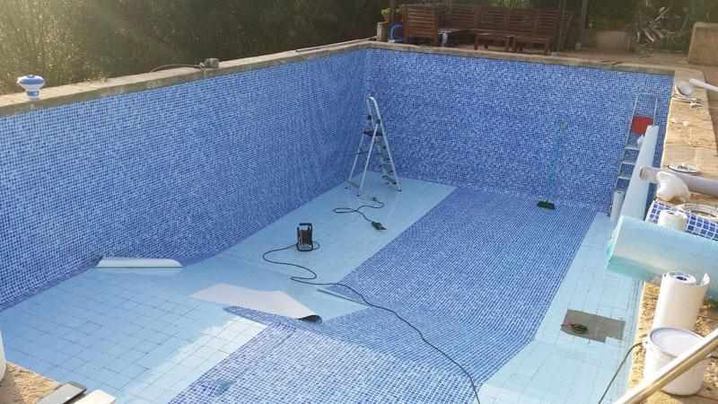 Piscinas inteko for Precio de liner para piscinas