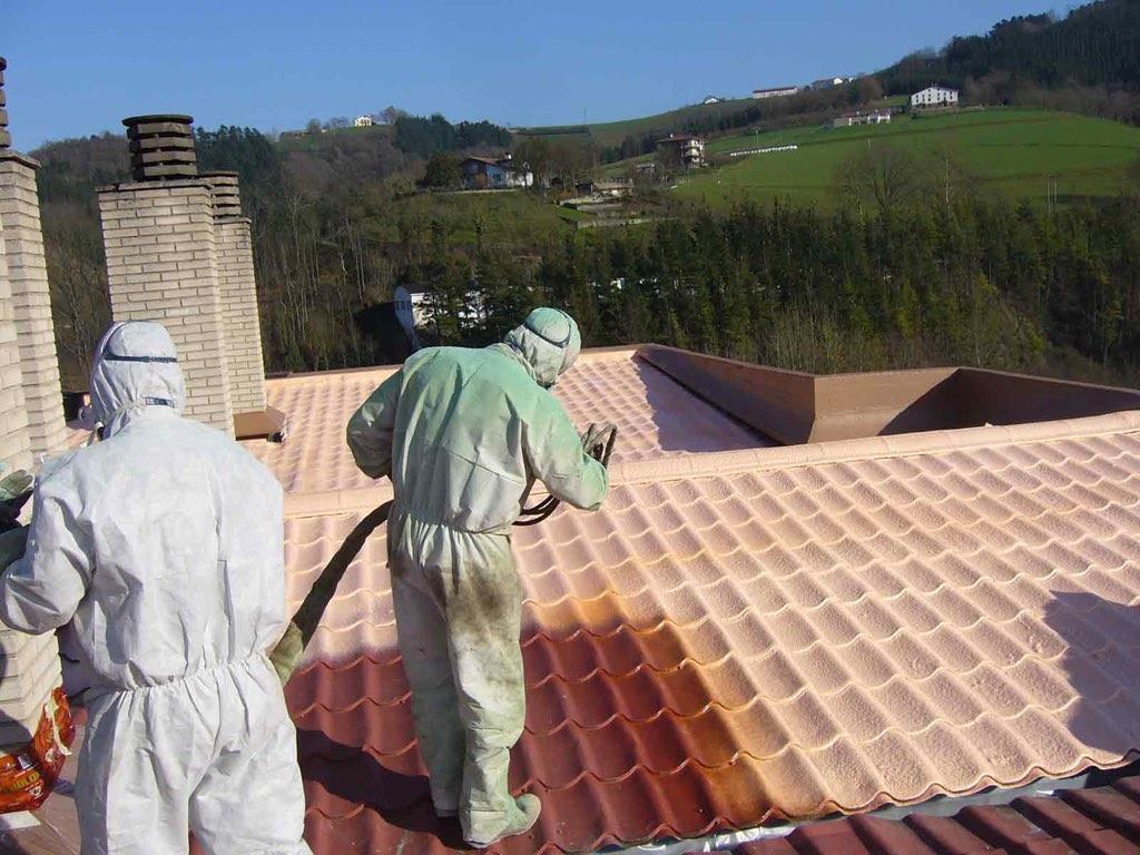 Poliurea - Impermeabilizacion de tejados ...